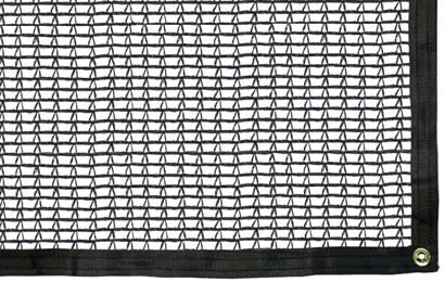 A piece black 30% shade rate agriculture shade net